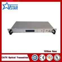 1310нм оптический передатчик для FTTX FTTH FTTC FTTB CATV HFC сети 6 мВт