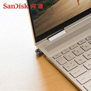 Image 4 - SanDisk Fit USB Flash Drive 64gb CZ430 16GB mini USB Pen Drive 3.1 Up to 130MB/S pendrive high Speed USB 3.0 USB Stick 32gb 128G