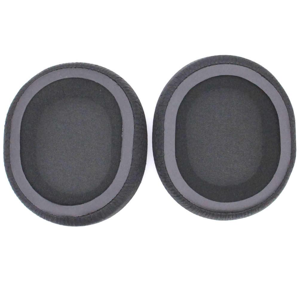 2 pçs esponja fone de ouvido capa earcaps fone de ouvido acessórios para steelseries arctis 3 jr promoções