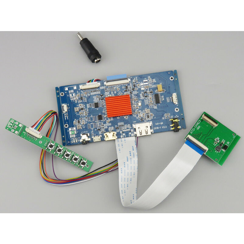 TKDMR 4K eDP HDMI LVDS Controller Board LCD Display Driver Sets Support 2048x1536 51 Pins for