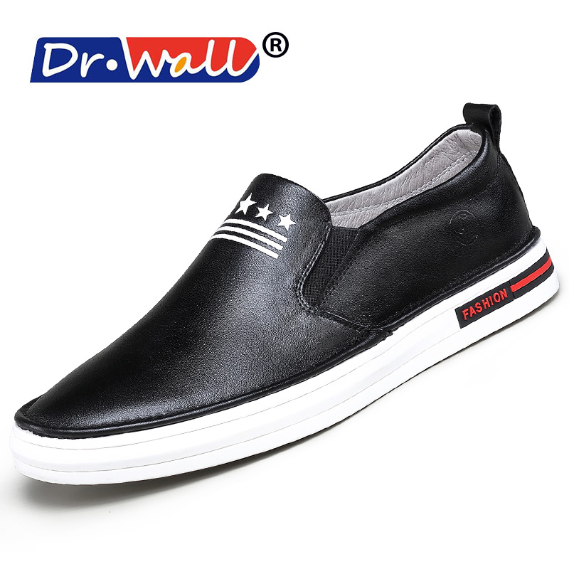 Zapatos Canvas Shoes Men Dr.wall 2017 Spring New Men Fashion Casual Shoes Sporty Walking Flats Breathable Outdoor For 403504 2017 new spring autumn men casual shoes breathable black high top lace up canvas shoes espadrilles fashion white men s flats