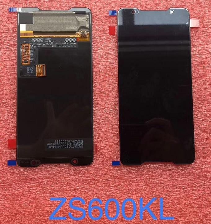2018 Original Amoled screen for Asus ROG phone Zs600kl LCD