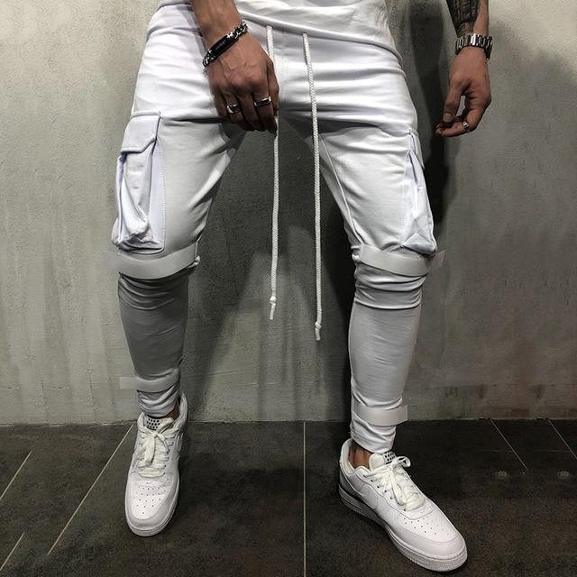 Joggers Multi-pocket Sweatpants 6
