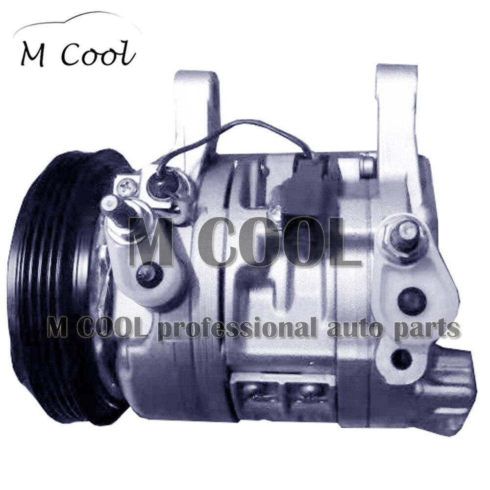 Haute Qualité Marque Nouvelle Climatisation AC Compresseur Pompe Pour Voiture Nissan Skyline R33 RTM 2568cc Essence 9260024U07 1995 RHD