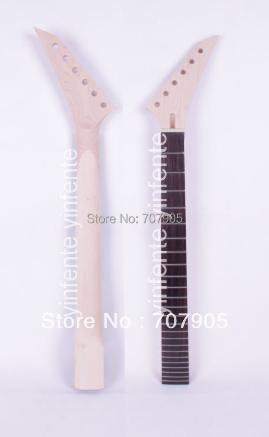 1x Electric guitar neck Rosewood Fretboard Truss Rod 24 fret 25.5 New 1pcs electric guitar neck 24 fret mahogany rose fretboard truss rod new 887