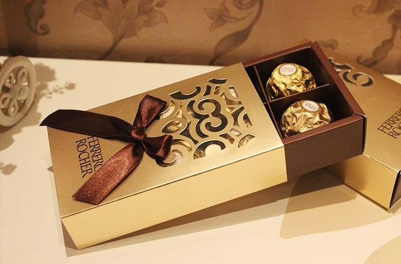 Wedding Gift Collection Boxes: Popular Packaging Ferrero-Buy Cheap Packaging Ferrero Lots