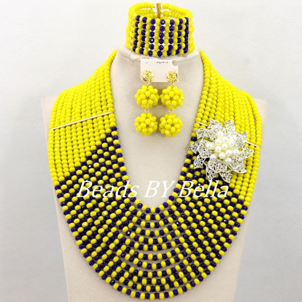 Fabulous Big Full Beads Crystal Jewelry Set African Nigerian Wedding Party Necklace Set Women Fashion Free Shipping ABY251Fabulous Big Full Beads Crystal Jewelry Set African Nigerian Wedding Party Necklace Set Women Fashion Free Shipping ABY251