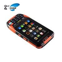Beste Kwaliteit Goedkope prijs 4.0 inch Touchscreen Draadloze 1D Barcode Scanner Handheld PDA voor android 5.1 OS