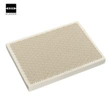 1 UNID Soldadura junta junta de soldadura de calefacción de cerámica del panal De Cerámica pintura impresión de secado 135mm X 95mm X 13mm Productos de EL