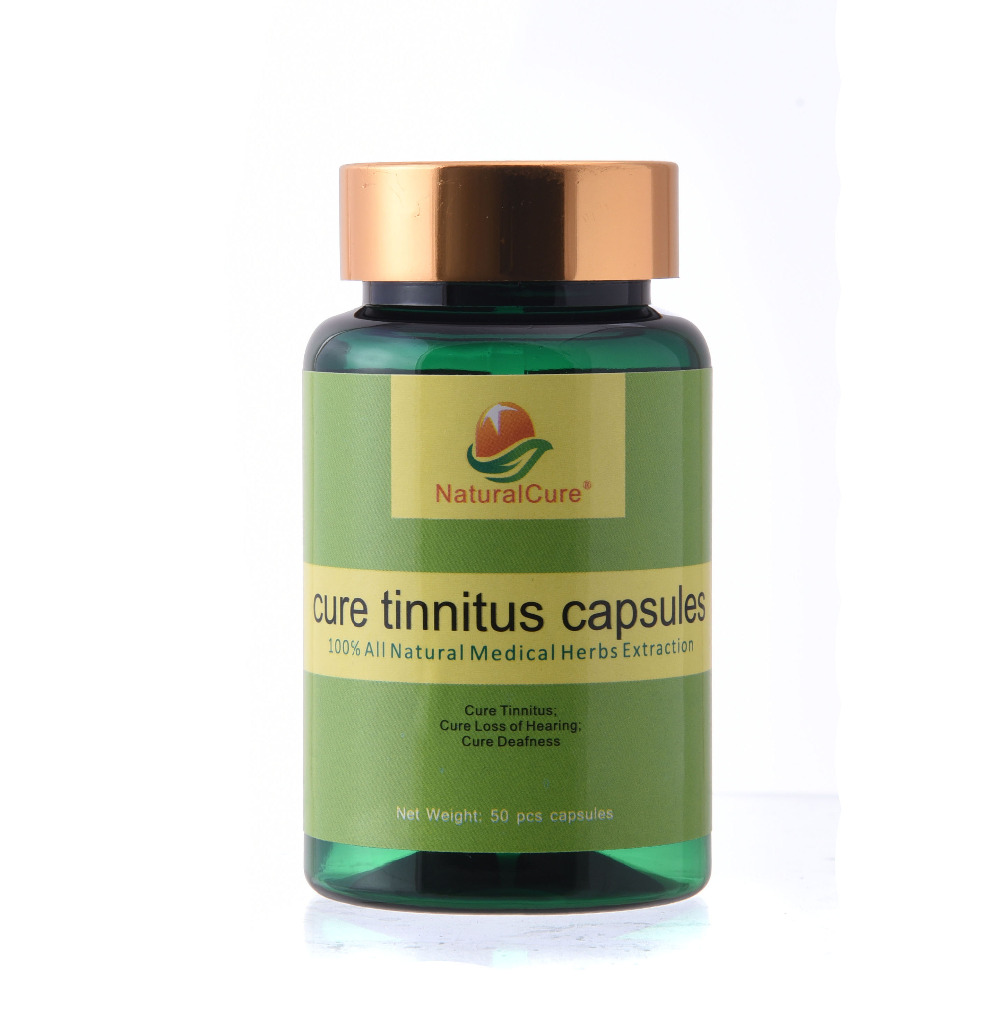 NaturalCure Cure Tinnitus Capsule, Hearing Loss And Deafness, Cure Multiple Sclerosis. Health Body Care, No Side Effect
