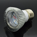 Newest 6w GU10/E27/E14 AC85-265V 4red 2blue LED Bulbs For Flowering Plant and Hydroponic System Cheapest Led Grow Light