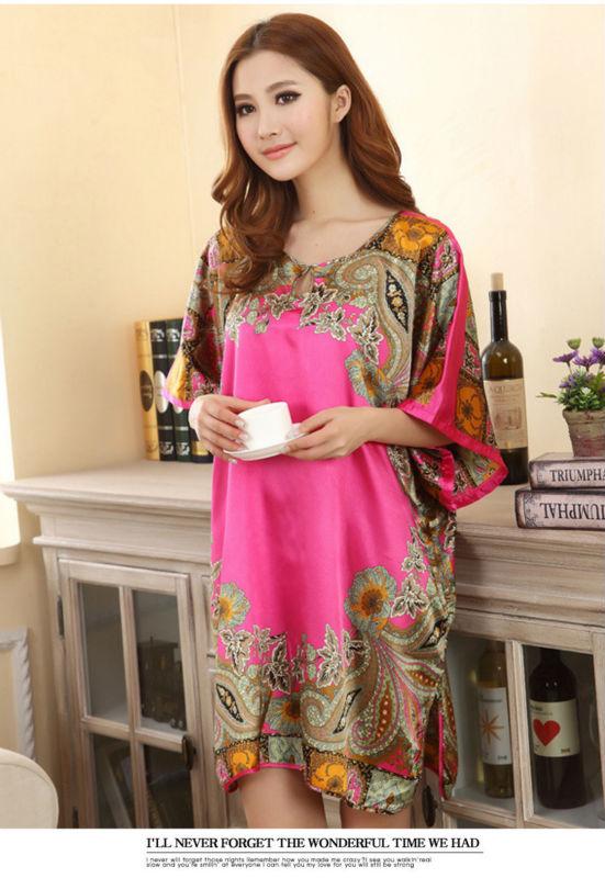 2018 Fashion NEW Women's Sleepwear   nightgown   Women's Home Clothes   sleepshirt   nightdress AW6572