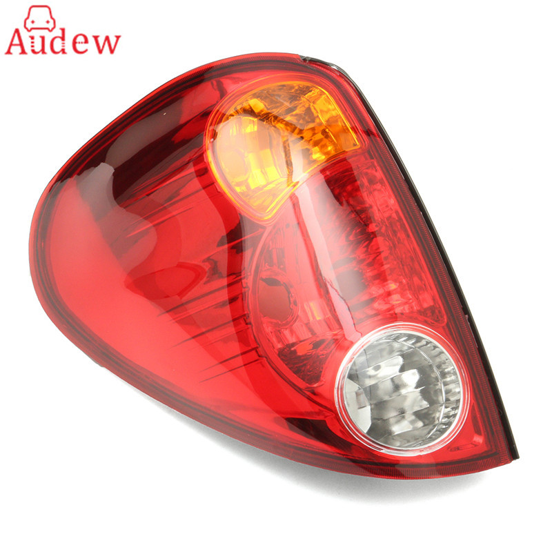 1Pcs Car Truck Tail Light Warning Lights Rear Lamps Tailights Rear Parts Left Hand Len for Mitsubishi L200 Pickup 2006- for great wall pickup truck wingle 6 tail lamp assembly rear lights assembly