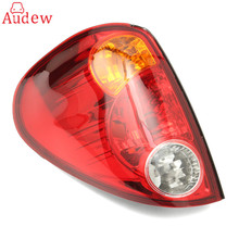 1Pcs Car Truck Tail Light Warning Lights Rear Lamps Tailights Rear Parts Left Hand Len for Mitsubishi L200 Pickup 2006-