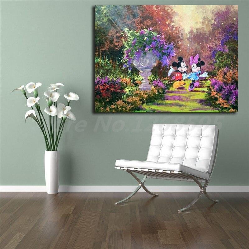 Poster Art Picture Print Photograph Flower Garden Wall Decor 10x8 Purple