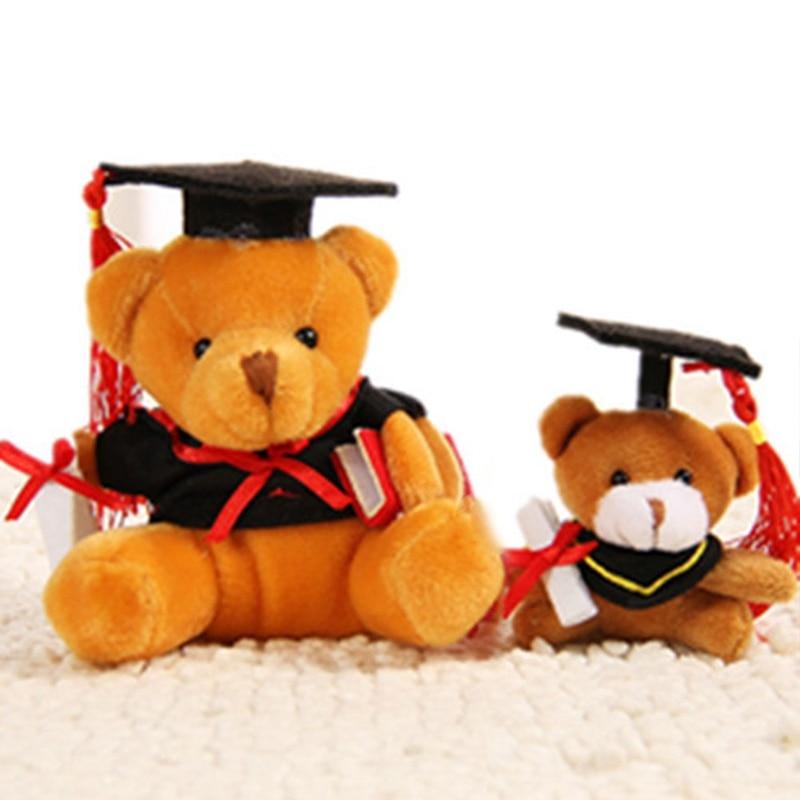 Oso De Peluche Bonito Para Graduación Muñeco De Peluche Bonito Del Dr Bear Oso De Peluche Suave De Peluche Muñecos Kawaii De Animales Regalos De Graduación Para Niños Y Niñas Peluches Y Muñecos