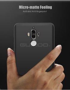 Image 4 - Gurioo Ultradunne Soft Silicon Tpu Case Voor Huawei Mate 8 9 10 Pro Shockproof Back Cover Voor Mate 10 Matte tpu Telefoon Case