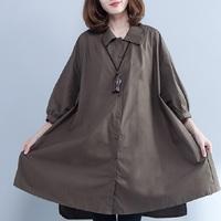 new summer women's clothing women's shirts plus size dress   maternity   blouses pregnancy dresses   maternity   summer clothing 1792