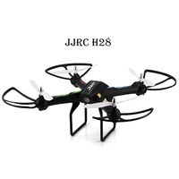 JJRC H28 2 4G 4 Channel 6 Axis Gyro Quadcopter 3D Rollover Light RTF LED Light