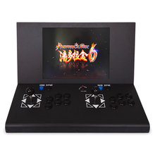 wholesale products 22 inch mini game machine with 645 in 1 PCB/mini desktop arcade cabinet