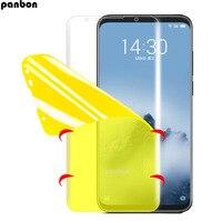 3D Morbida Idrogel nano Pellicola Per meizu 16/16th/16 plus/16X protezione Dello Schermo Per meizu 16th più 16X Molle di TPU nano Film (non di vetro)