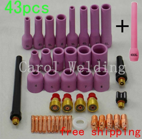 free shipping Good Goods  Extra Long Alumina Nozzle Good quality Manager recommended More products SR WP9 20 25,42PK