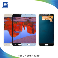 LCD for Samsung Galaxy J7 Pro 2017 LCD J730 J730F Display Touch Screen Digitizer Assembly Replacement for Samsung J7 Pro LCD