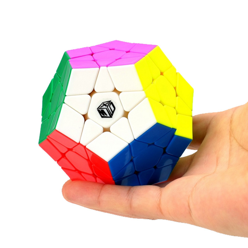 GALAXY Megaminx Magic Speed Cube Professional Educational Learning Toys For Children Gift Magico Cubo 12 Sides Puzzle Speed Cube цена