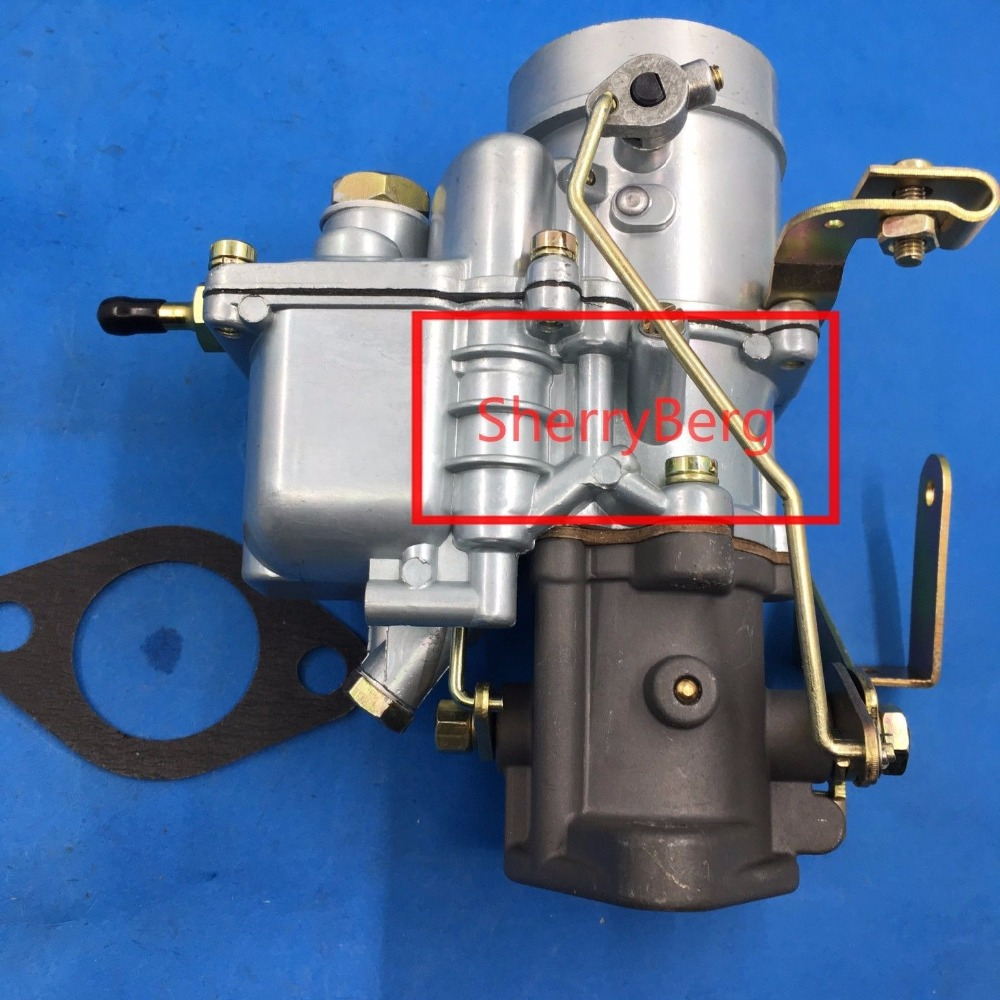 free shipping Carburetor for Rep Zenith Rochester 1 Barrel for chevy gmc ford jeep willy dodge