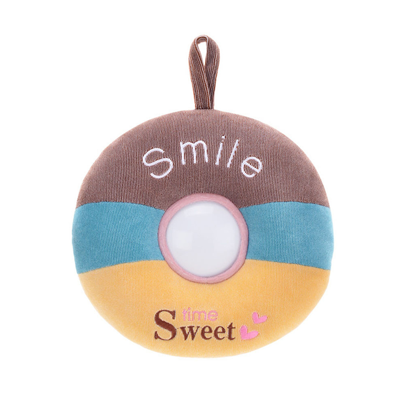 Hiinst soft toy Donuts Plush Toys Night Light Lamp Baby Feeding Children Sleep Toys To Appease GIFT*R soft toys Drop shipping
