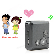 V16 Best SALE Mini Kid GPS Tracker watch Real-Time GPS Tracker Mini & SOS Communicator GSM / GPRS / GPS Tracking Device 4 band