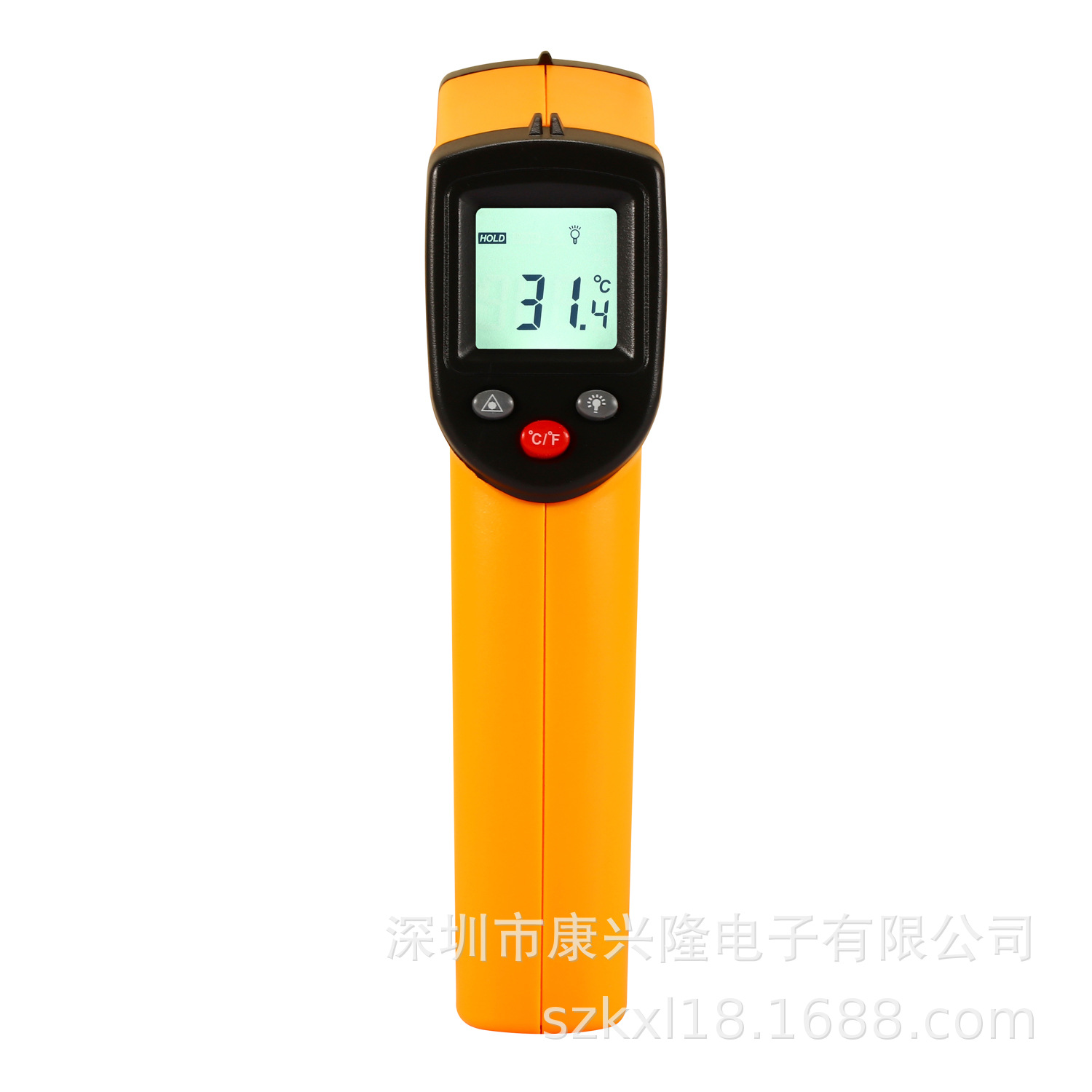 digital GM320 Infrared thermometer non contact pyrometer IR laser point gun with backlight -50~380 degree for industial use benetech gm1650 infrared thermometer non contact pyrometer ir laser point gun with backlight 200 1650 degree for industial use