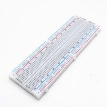 Макетная плата 830 Точка Пайки PCB хлеб доска MB-102 MB102 тестирование Разработка DIY