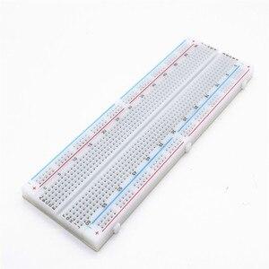 Deska do krojenia chleba 830 punkt bez lutowania PCB deska do chleba MB-102 MB102 Test rozwijać DIY