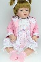 NPK реалистичные boneca возродиться малыша кукла оптовая продажа Детские куклы fashion doll нежный Настоящее touch Куклы, Arianna по Rev