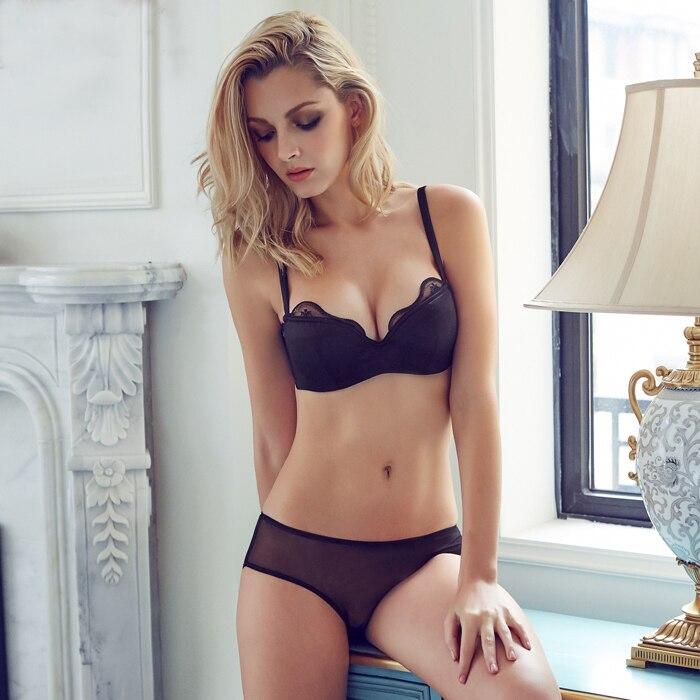 e0b9a8c4ffefd 2016 Summer high quality Women Push Up bra set Underwear Lace bar ...