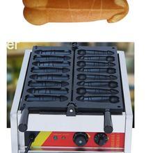 8 шт. коммерческих Применение Hot dog колбаса в форме пениса вафельница гладить машина Бейкер gayke машины