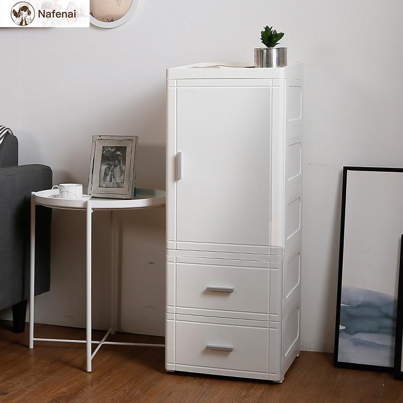 Portable armoire et rangement jouet pour boîte multi-usages rangement organisateur boîte organisateur armoire vêtements nourriture chambre meubles