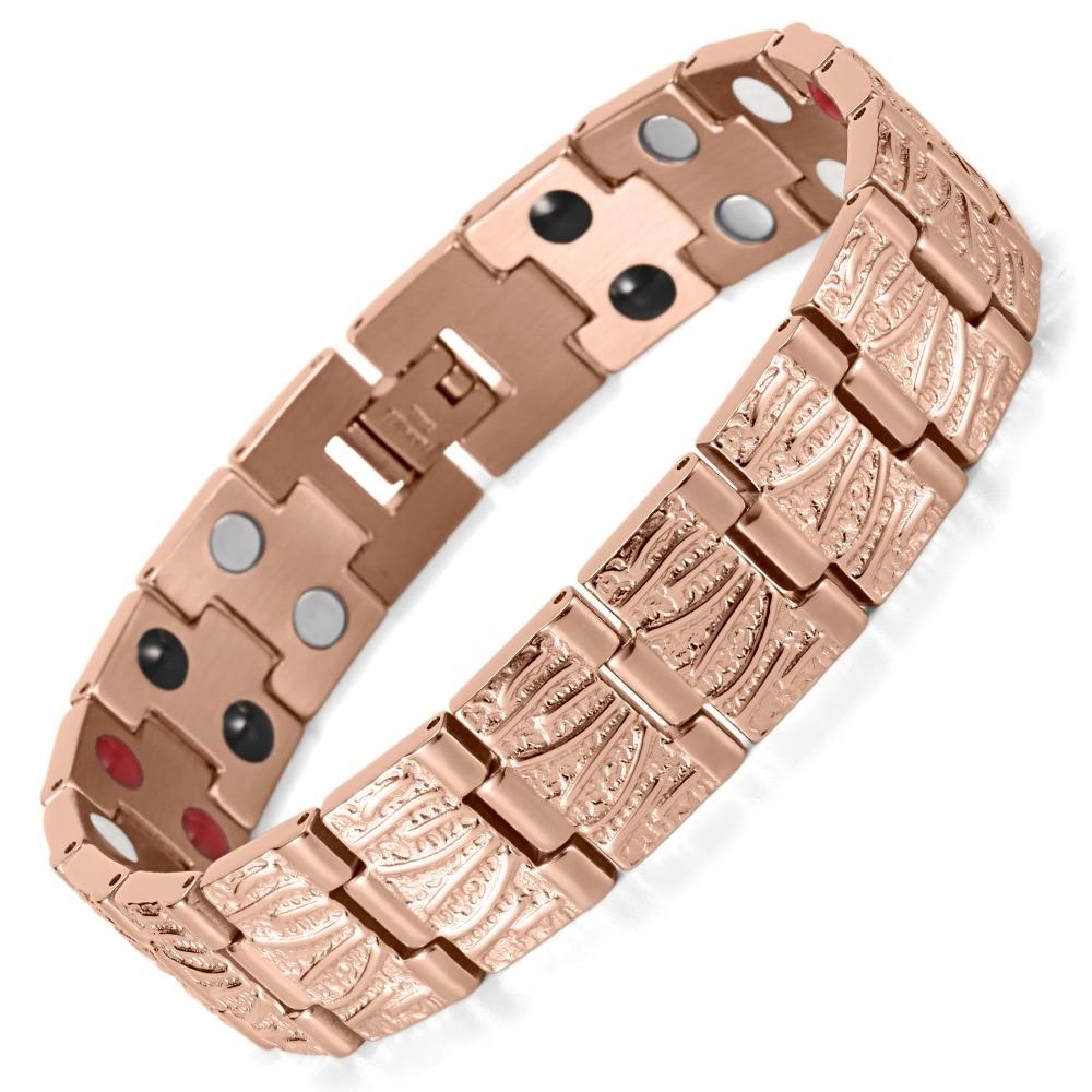 Nakit za rođendan Rainso Nakit za muškarce Par Zlato pozlaćivanje - Modni nakit - Foto 2