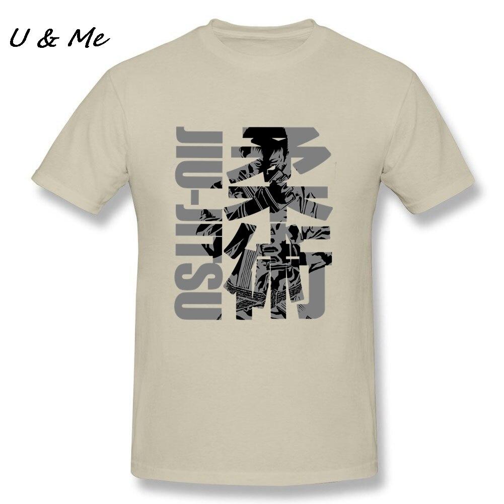 Jiu Jitsu Artwork Men T Shirt Cheap Sale O Neck Bjj T