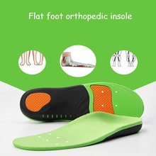 Breathable Orthopedic Insoles For Shoes Insole Arch Foot Pad X/o Type Leg Correction Flat Foot Arch Support Insole For Shoes