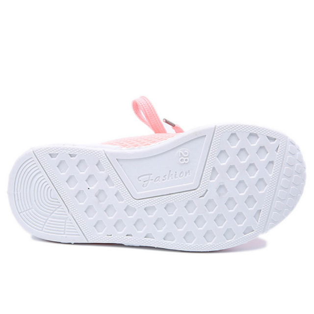 2018 Hot Sale Children's Shoes Spring Autumn Boys Girls Fashion Comfortable Breathable High-quality Anti-slip Kid Sport Shoes 3
