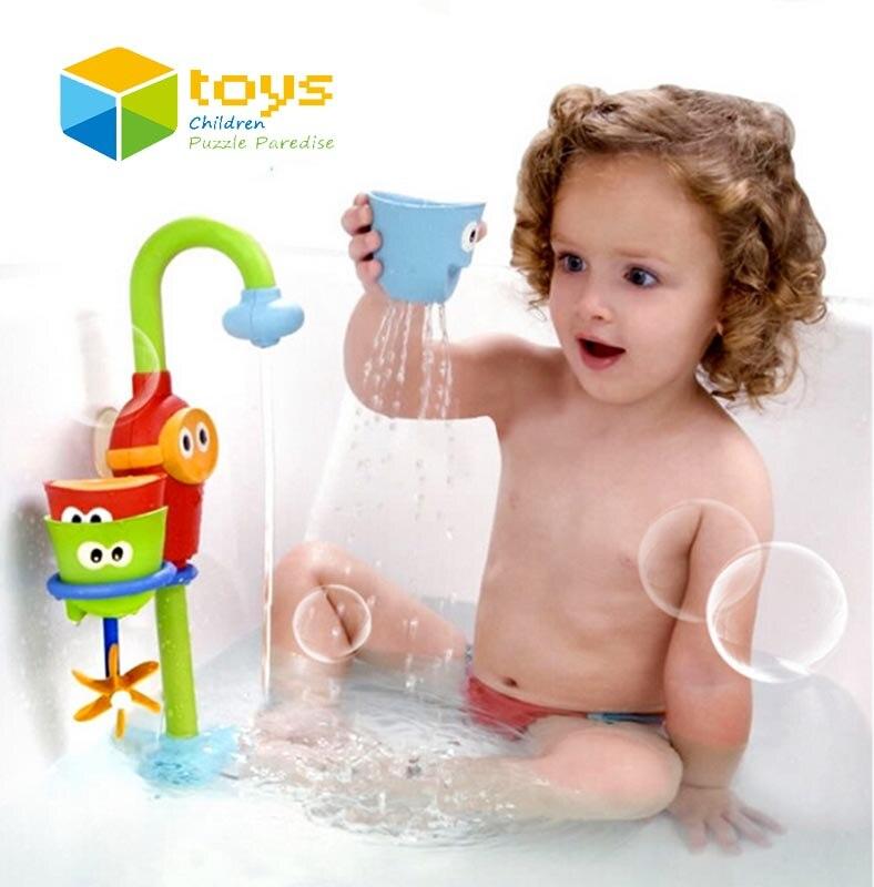 fuente juego juguetes para nios de los nios de de agua grifos de bao del