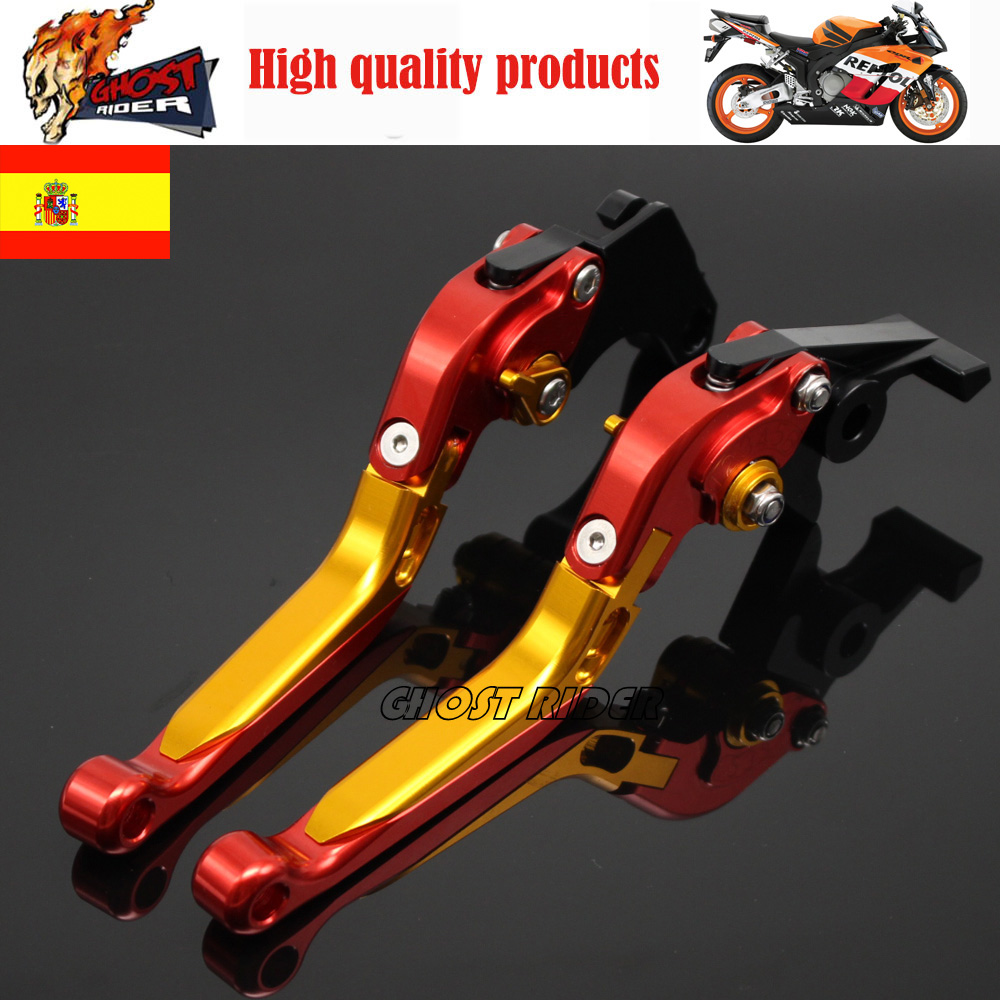 For YAMAHA MT 07/FZ 07 MT 09/FZ 09 MT 09 Tracer FJ 09 CNC Aluminum Folding Extendable Brake Clutch Levers for yamaha mt 09 mt 09 tracer 2014 2015 motorcycle adjustable folding extendable brake clutch levers fz 09 mt 09 sr not fj 09