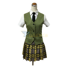 Anime Citrus Aihara Mei Cosplay Costume Custom Made Any Size School Uniforms Full Set