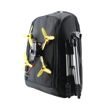 Traverser Drone Backpack with iFlight Backpack Hanger Fastener FPV Racing Drone Quadcopter Carry Bag Outdoor Portable Case 4