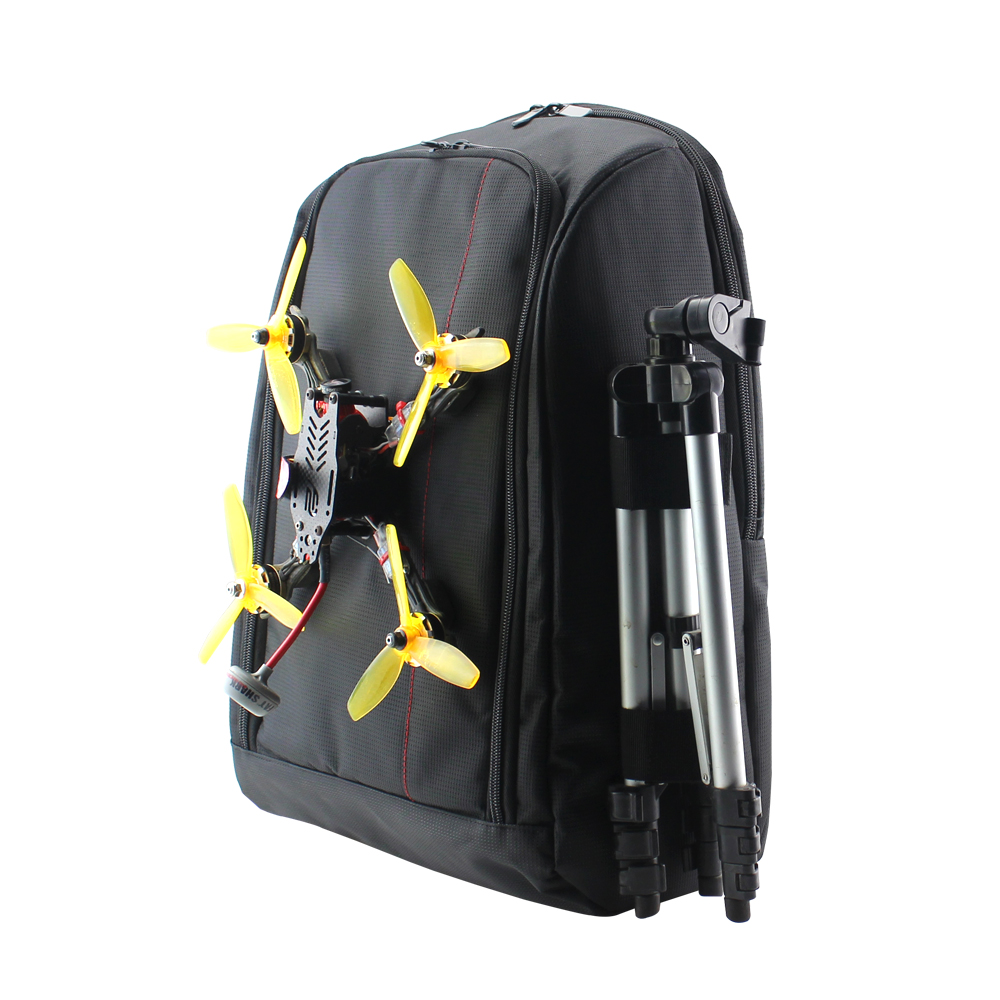 Image 4 - Iflight Traverser Drone Backpack FPV Racing Drone Quadcopter Carry Bag Outdoor Portable Case For Multirotor RC Plane Fixed Wing-in Parts & Accessories from Toys & Hobbies