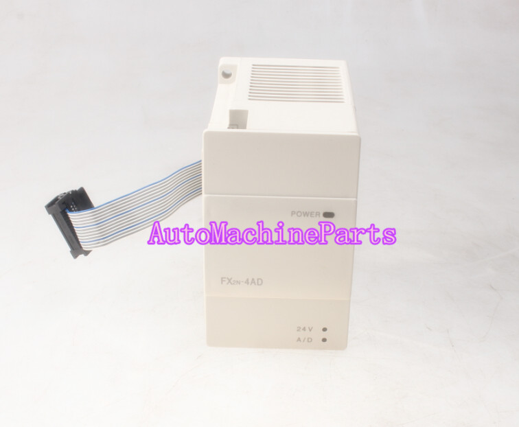 Programmable Controller FX2N-4AD FX2N4AD PLC MODULE NEW IN BOX fx3u 4ad adp fx3u 4ad adp new in boxed