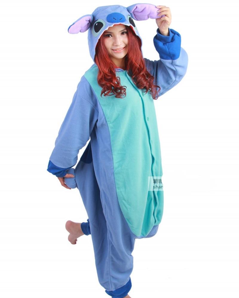 Stitchu0026lilo angel pink/Blue stitch Costume Adult romper pajamas pyjamas pajama cosplay anime-in Anime Costumes from Novelty u0026 Special Use on Aliexpress.com ...  sc 1 st  AliExpress.com & Stitchu0026lilo angel pink/Blue stitch Costume Adult romper pajamas ...