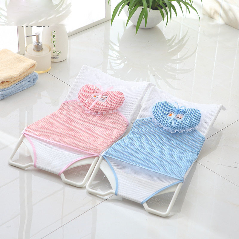 Foldable Baby bath tub/bed/pad Portable baby bath chair/shelf baby ...